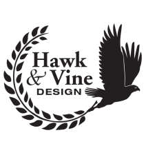 Hawk & Vine Design